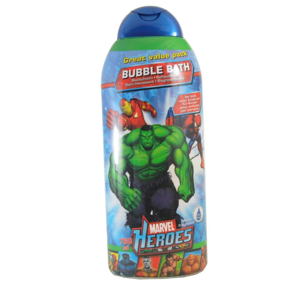 Marvel Heroes Bubble Bath 750ml