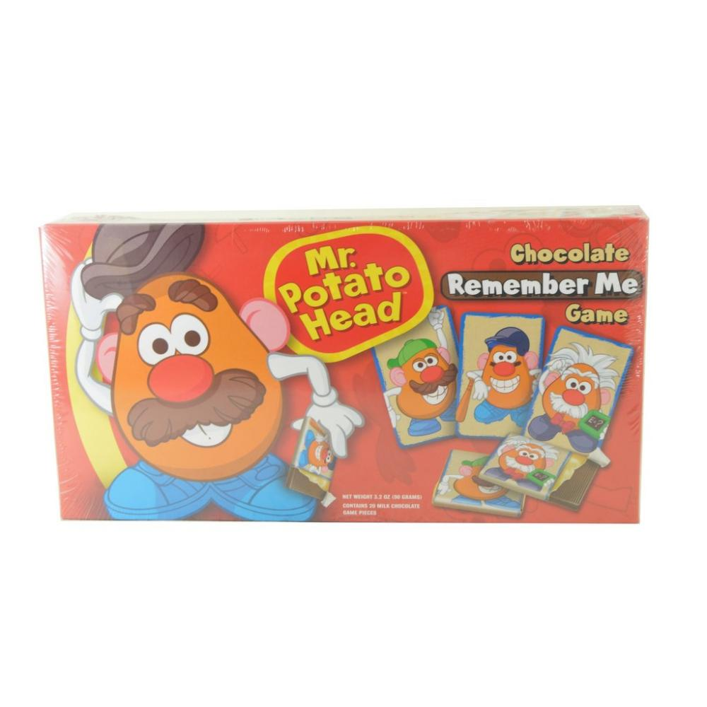 Mr Potato Head Chocolate Game 90g