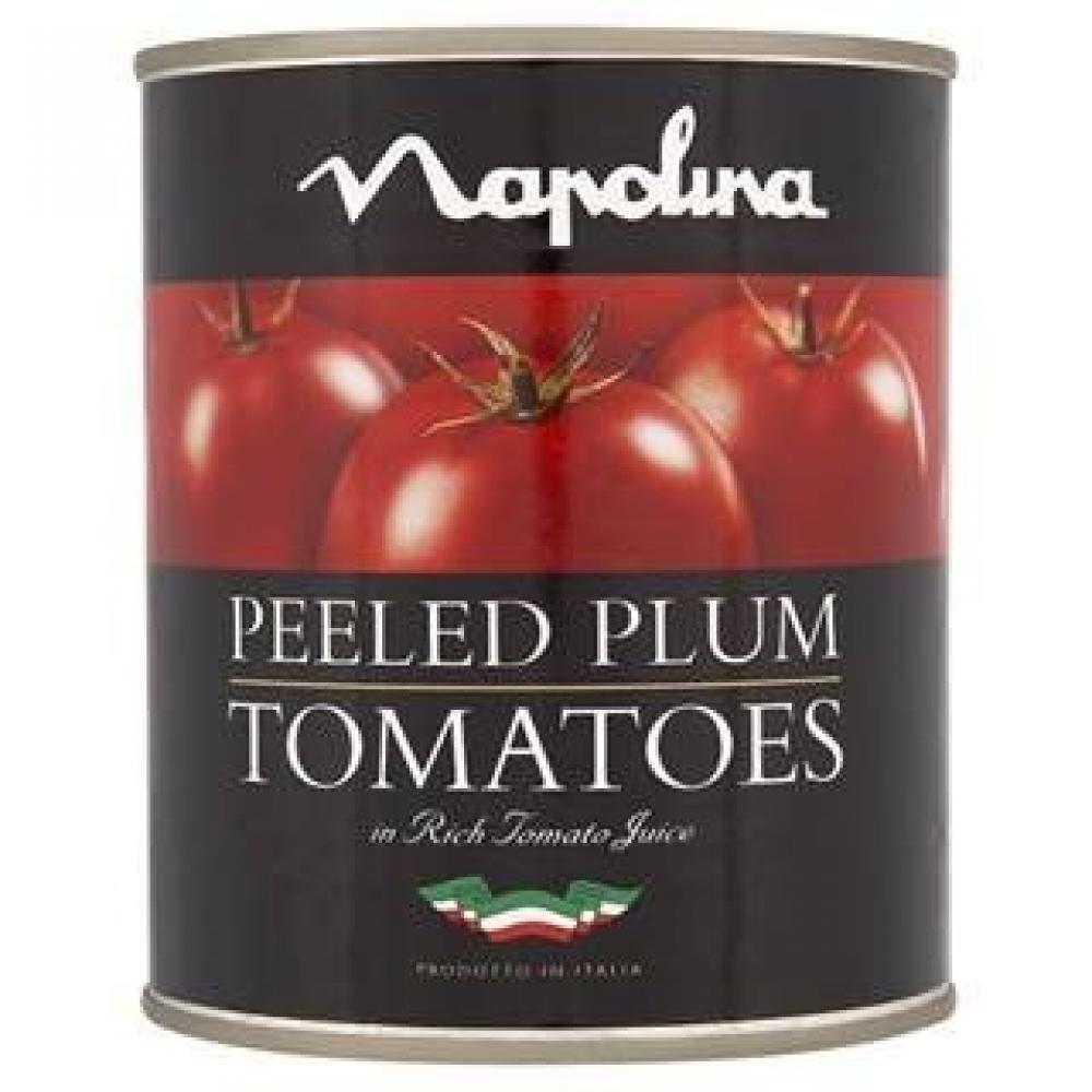 Napolina Peeled Plum Tomatoes 800g