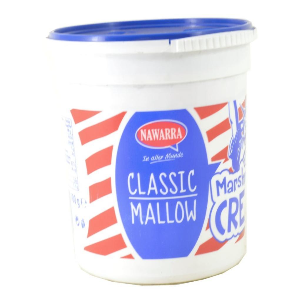 Nawarra Classic Mallow Marshmallow Cream 180g