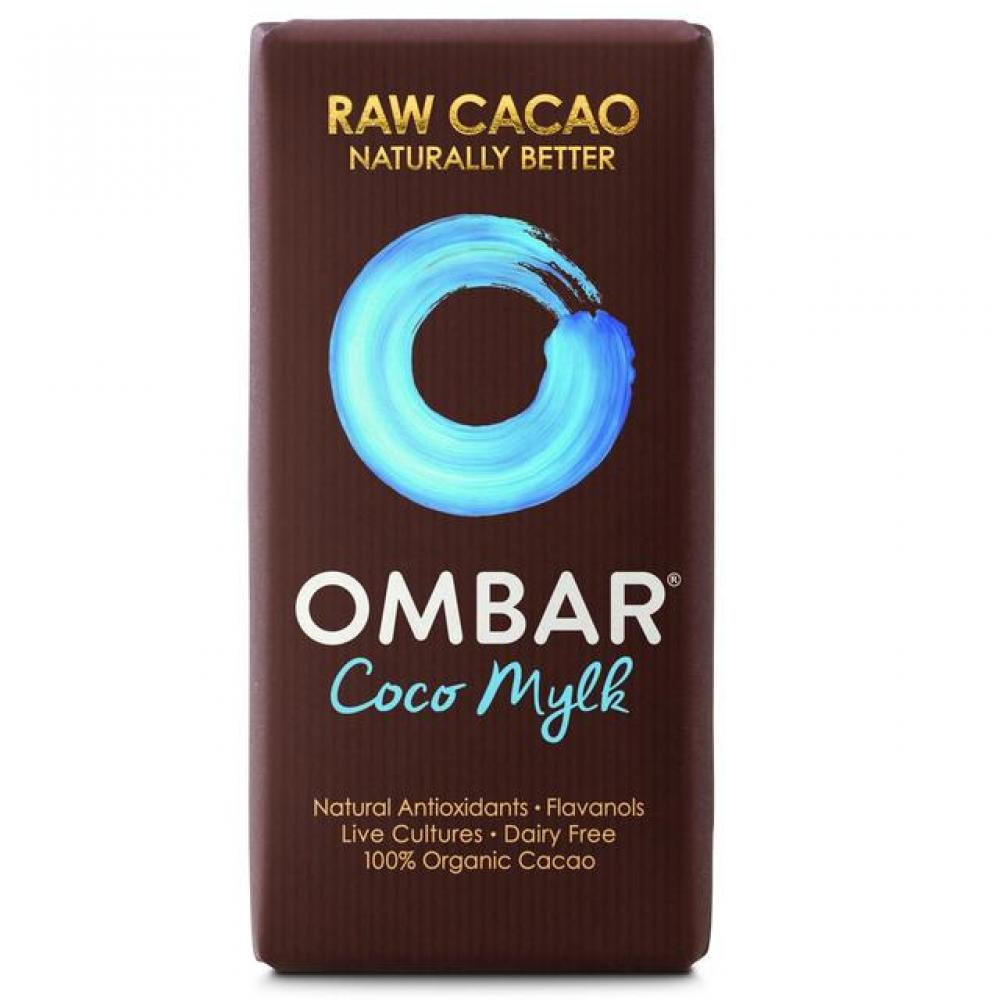 Raw Cacao Naturally Better Ombar Coco Mylk 35g
