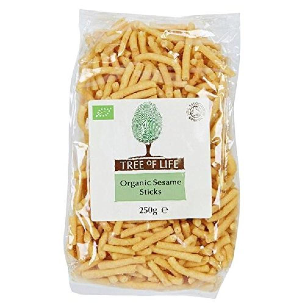 Tree Of Life Organic Sesame Sticks 250g