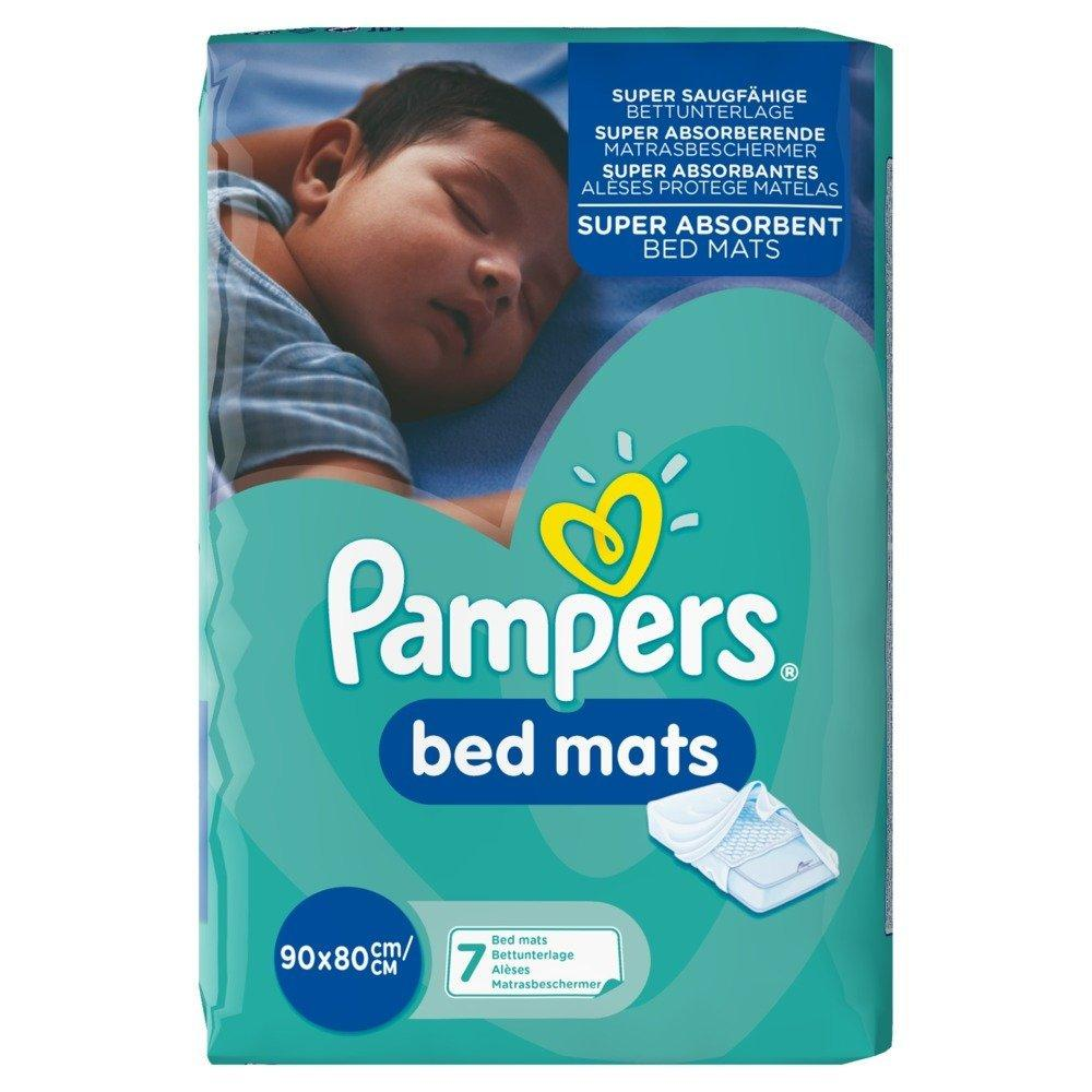 Pampers Bed Mats 7 Mats