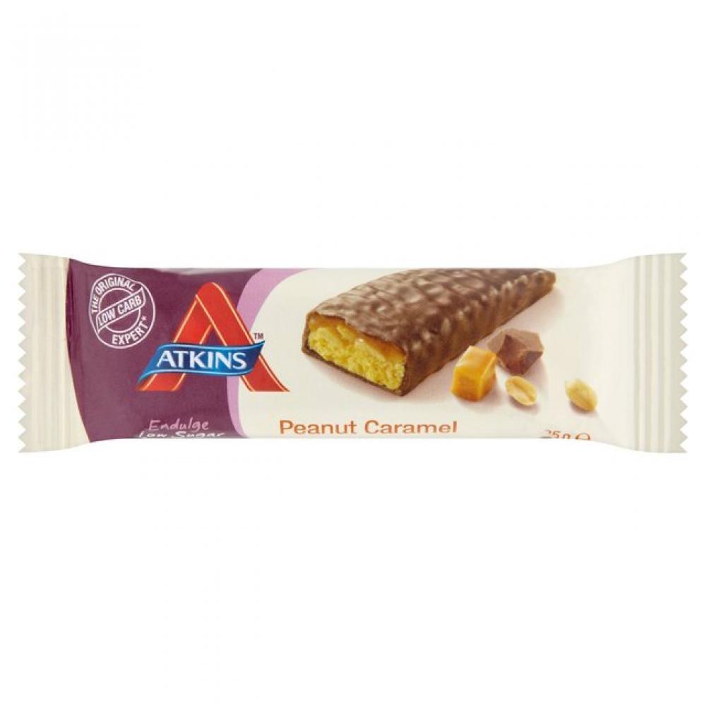 Atkins Peanut Caramel Bar 35g