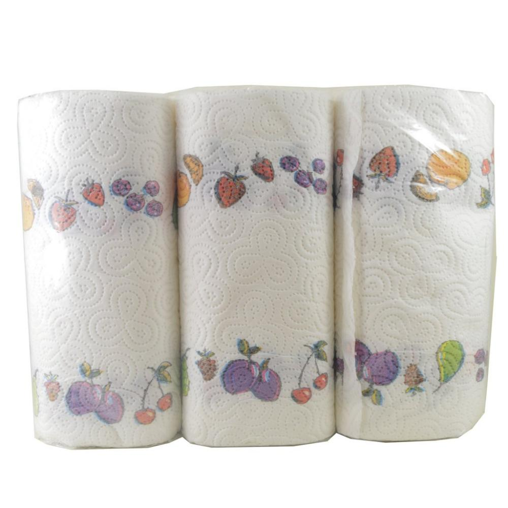 Perfectly Good Kitchen Towel Decorated 3 Pack