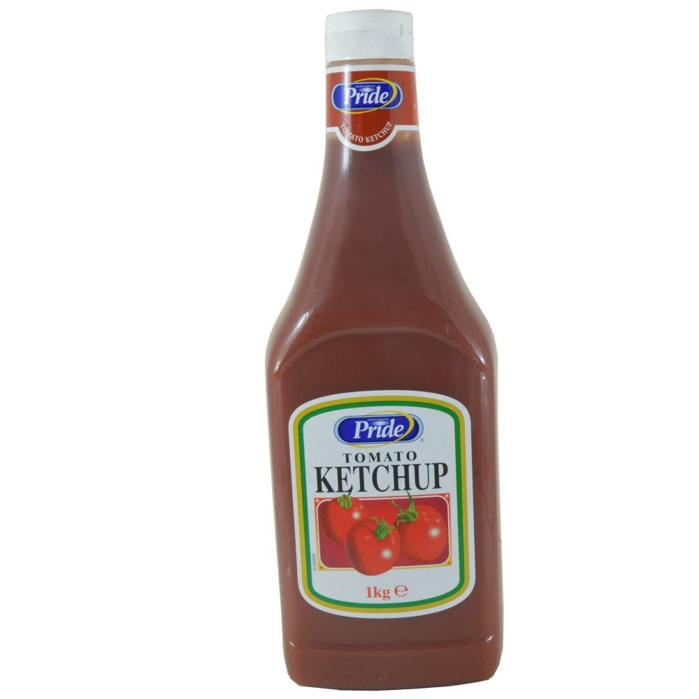 FURTHER REDUCTION  Pride Tomato Ketchup 1kg