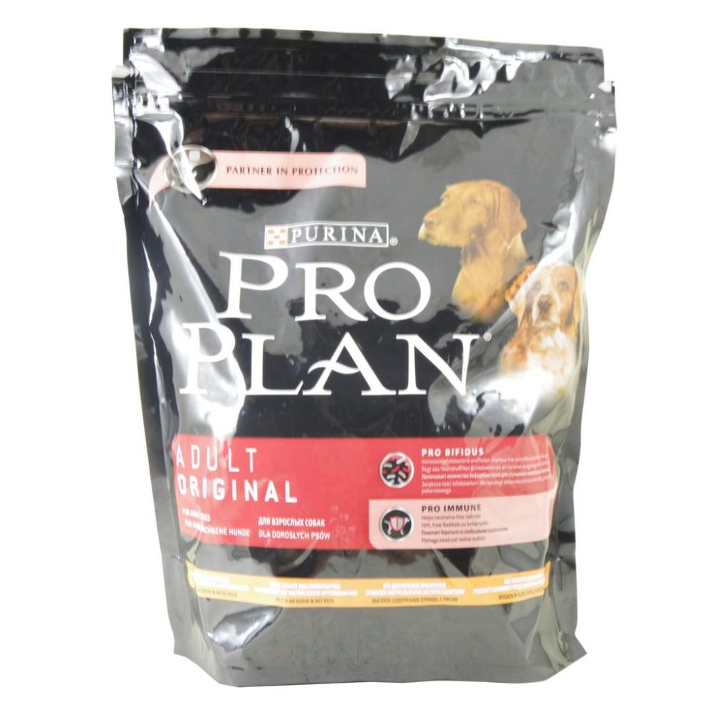 Purina Pro Plan Adult Original Rich In Chicken With Rice 800g