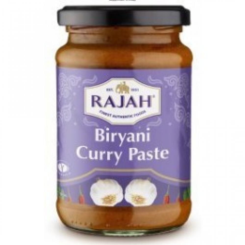FURTHER REDUCTION  Rajah Biryani Curry Paste 285g