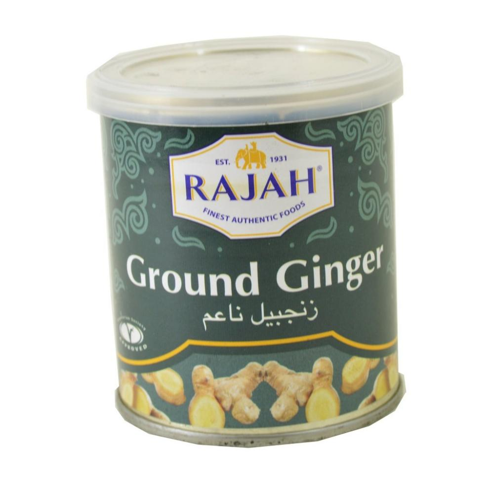 FURTHER REDUCTION  Rajah Ground Ginger 85g
