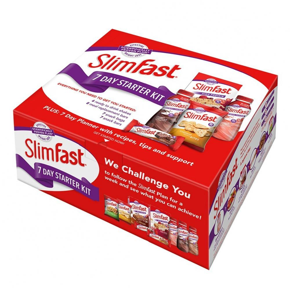 Slim Fast 7 Day Starter Kit