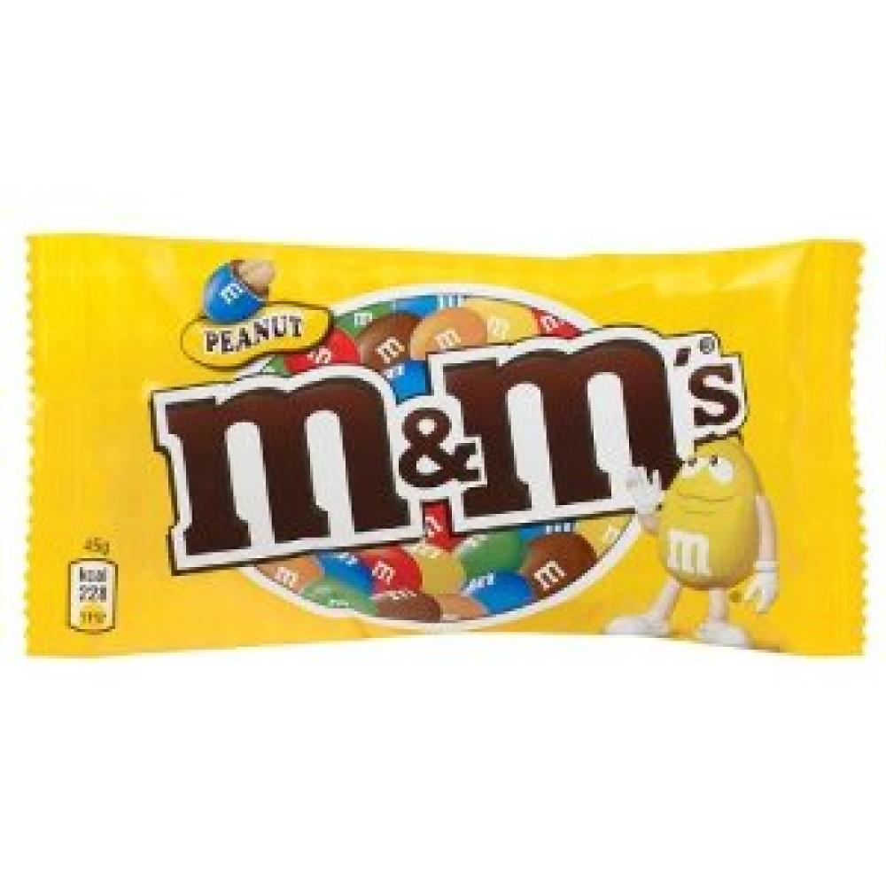 M and Ms Peanut 45g