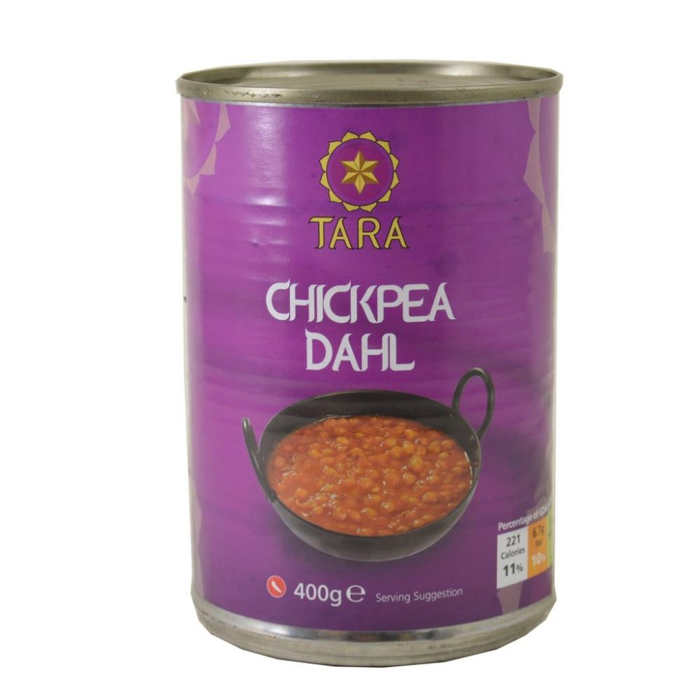 Tara Chickpea Dahl 400g