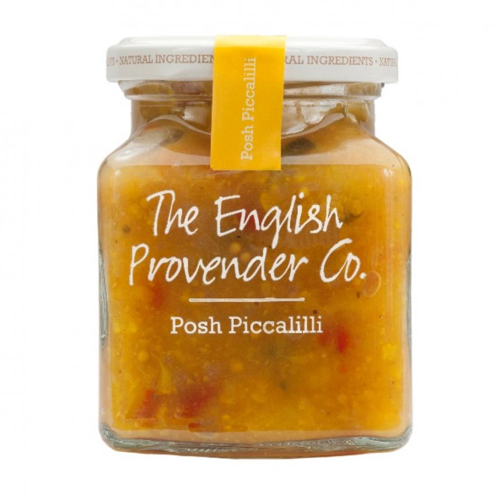 The English Provender Co Posh Piccalilli 275g