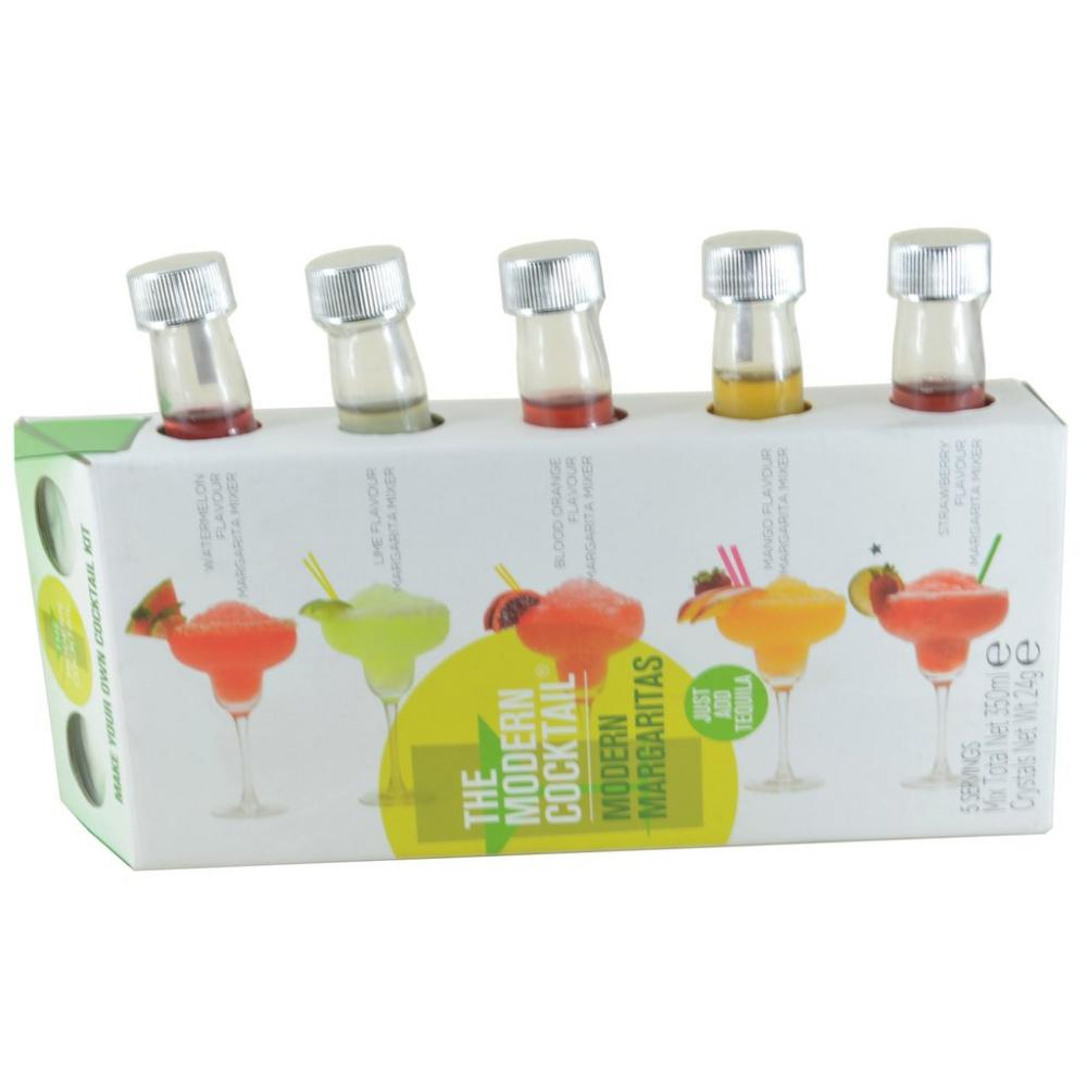 The Modern Cocktail Modern Margaritas 5 x 70ml