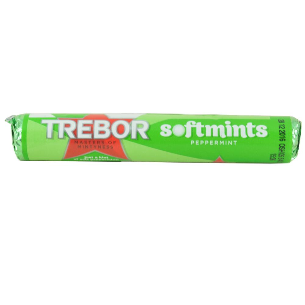 CLEARANCE  Trebor Softmints Peppermint 44.9g