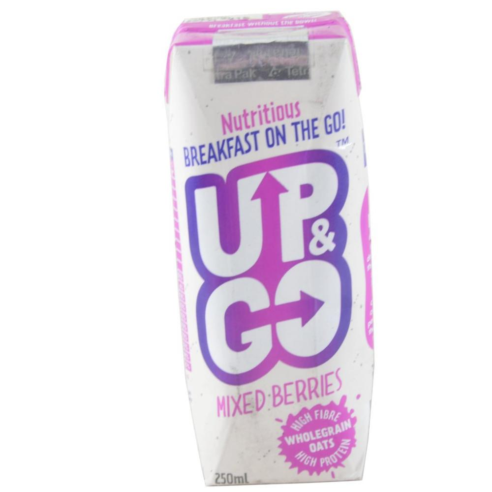 Up And Go Mixed Berries Breakfast Drink 250ml