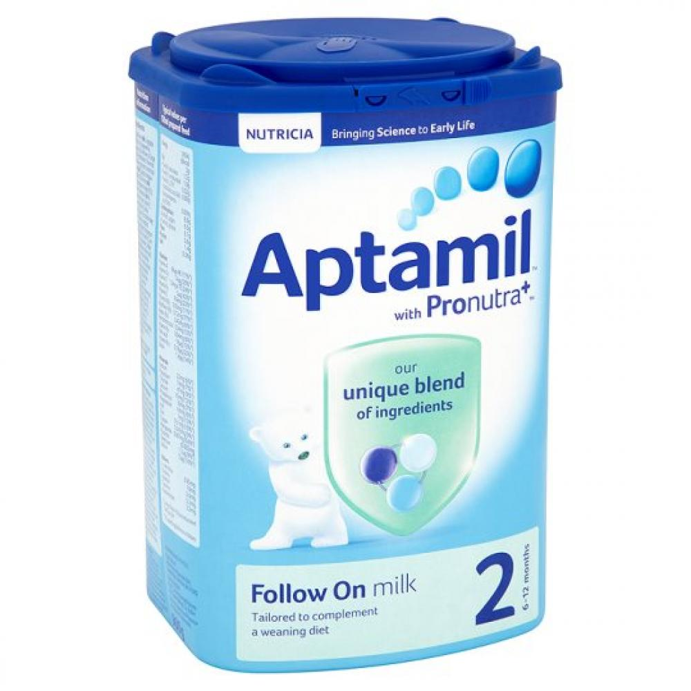 Aptamil Stage 2 Follow On Milk Powder 900g