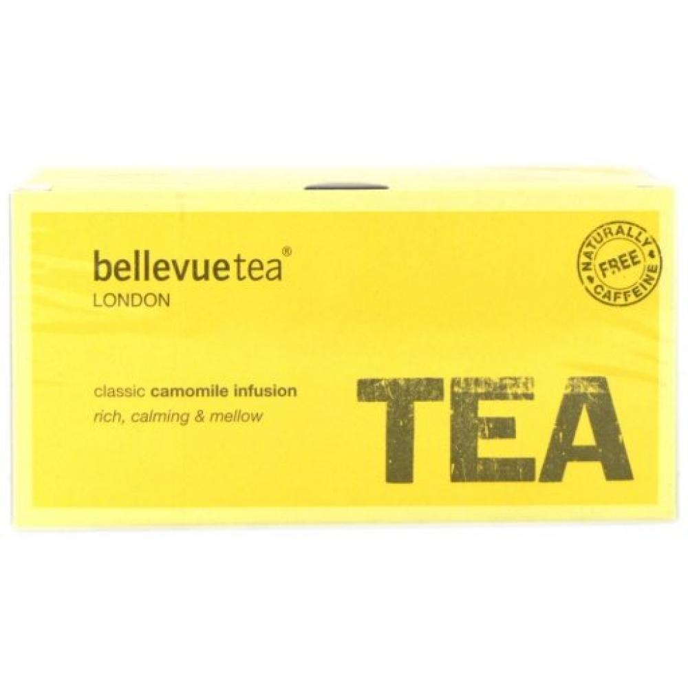 FURTHER REDUCTION  Bellevue Tea Classic Camomile Infusion Tea - 25 bags