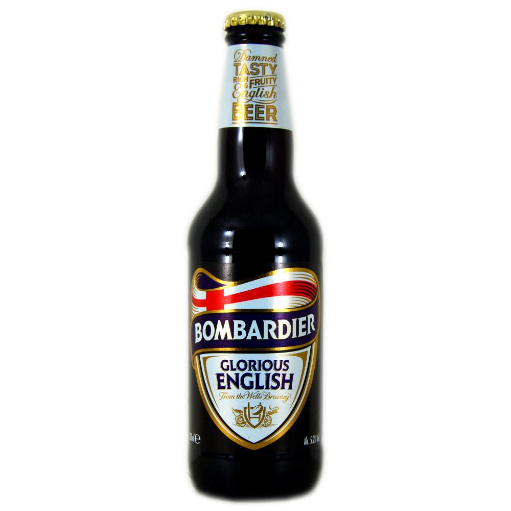 Bombardier Glorious English 330ml