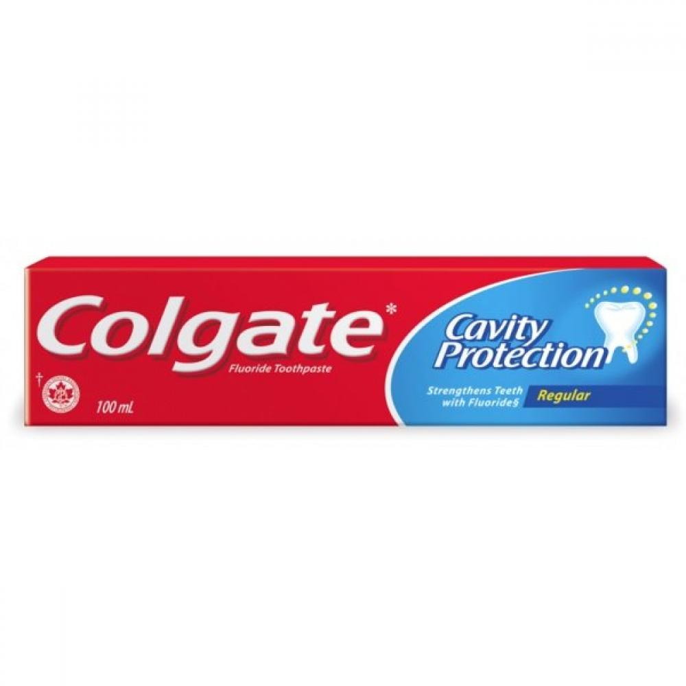Colgate Cavity Protection Fluoride Toothpaste 100ml 100ml