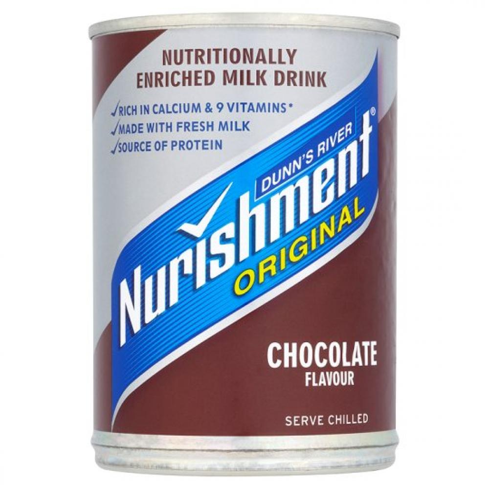 Dunns River River Nurishment Original Chocolate 400 g