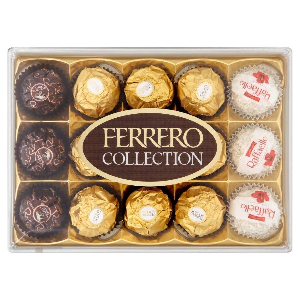Ferrero Collection 15 Piece Assortment 172g