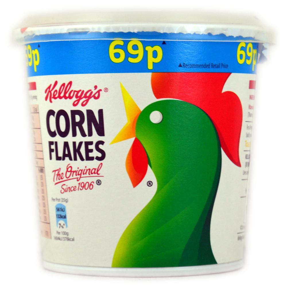 Kelloggs Corn Flakes 35g
