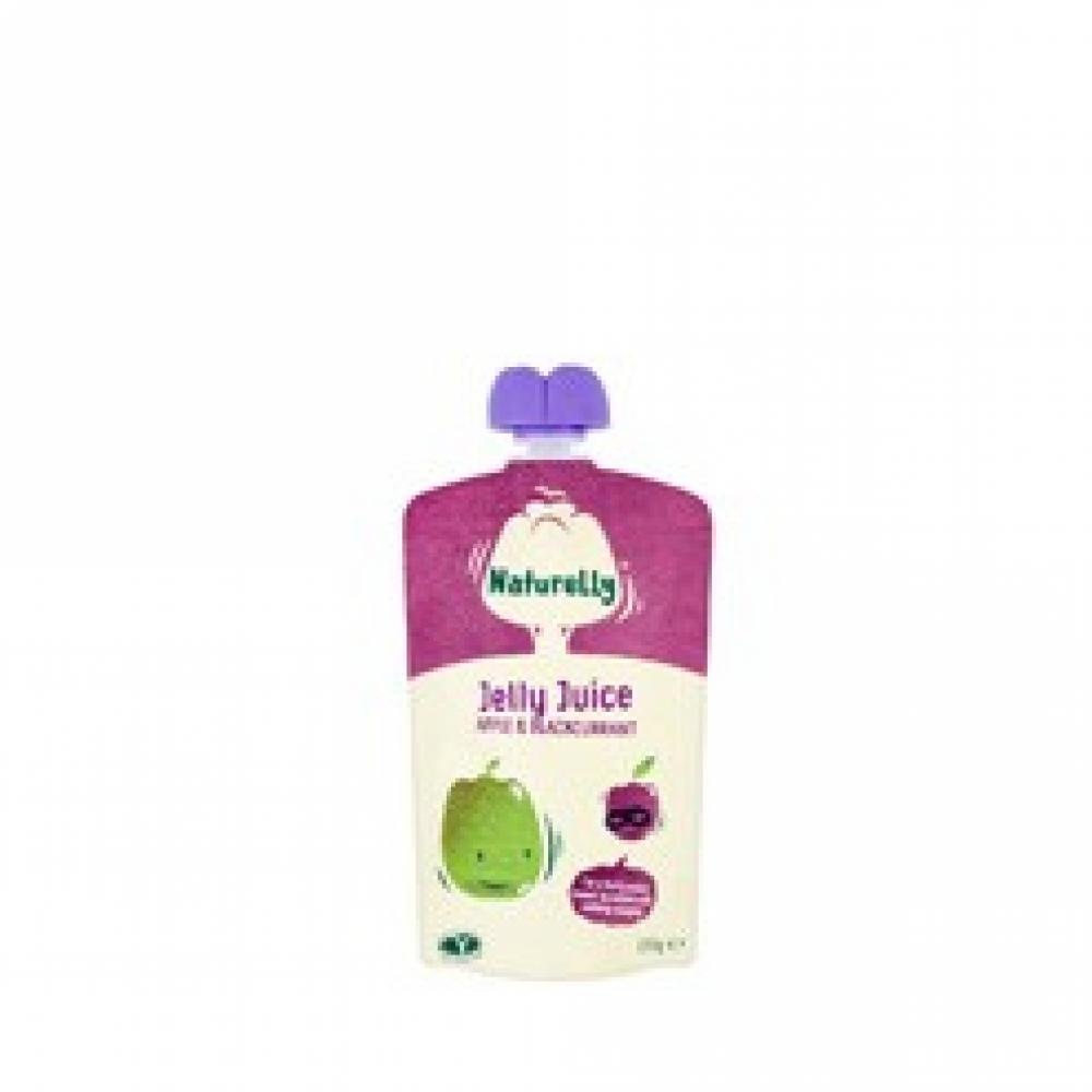Naturelly Gelatine Free Apple and Blackcurrant Jelly Juice 100 g