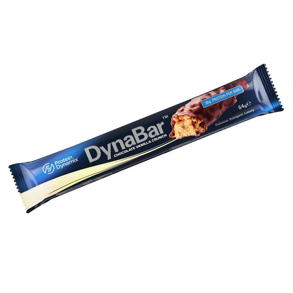 Protein Dynamix Chocolate Vanilla Crunch 64g