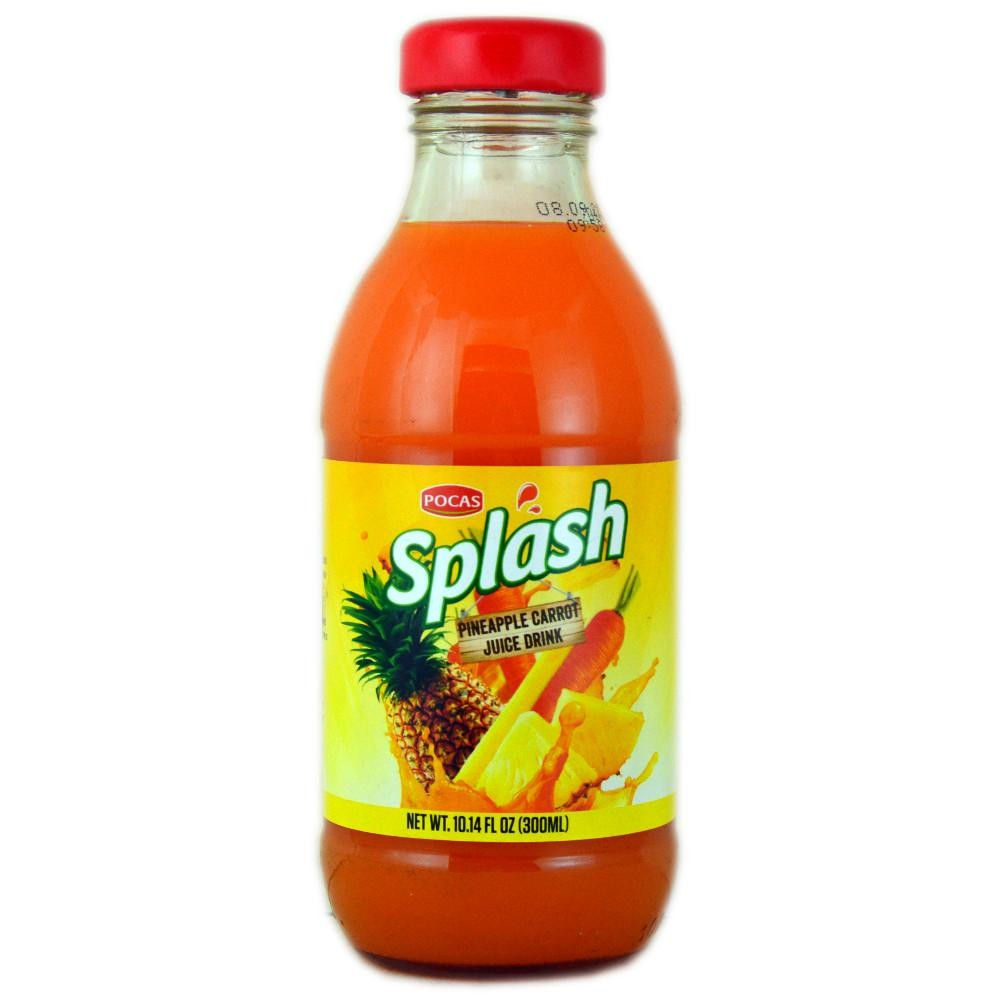 Splash Pineapple Carrot Juice Drink 300ml