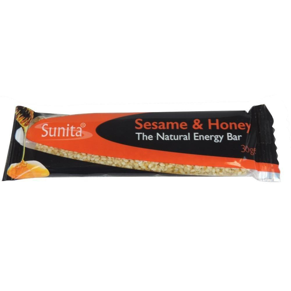 Sunita Sesame Honey Bar 30g