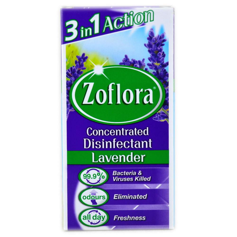 Zoflora Concentrated Disinfectant Lavender 56ml