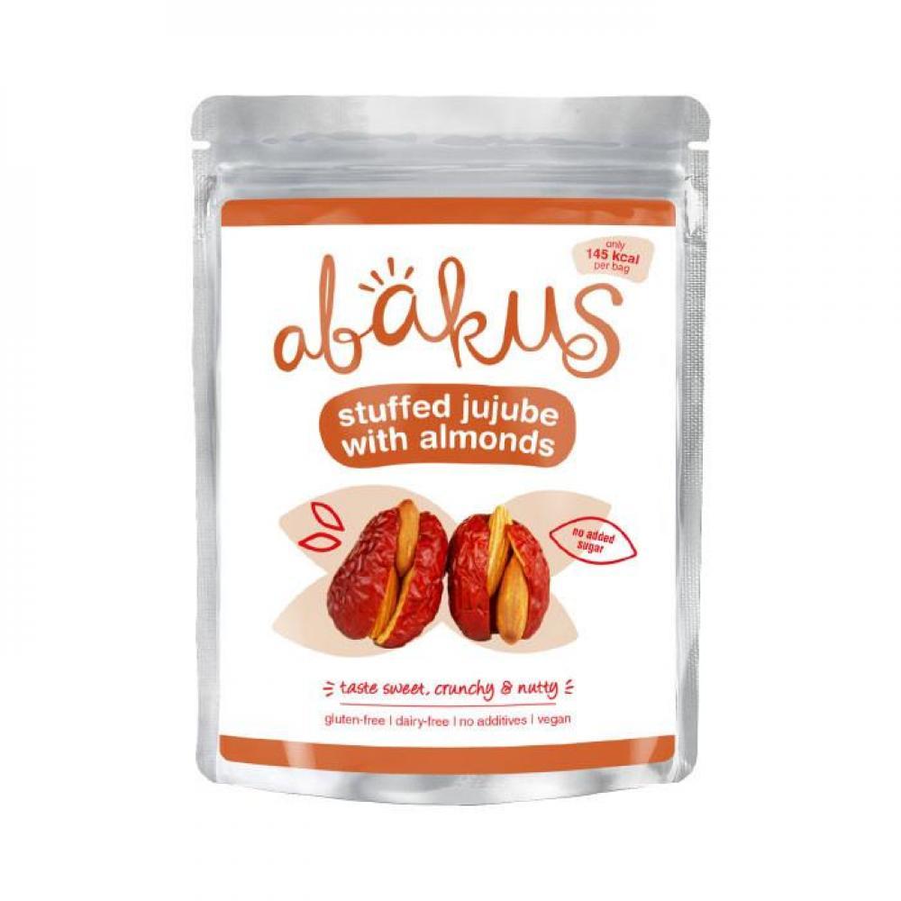 Abakus Jujube Stuffed With Almonds 35g
