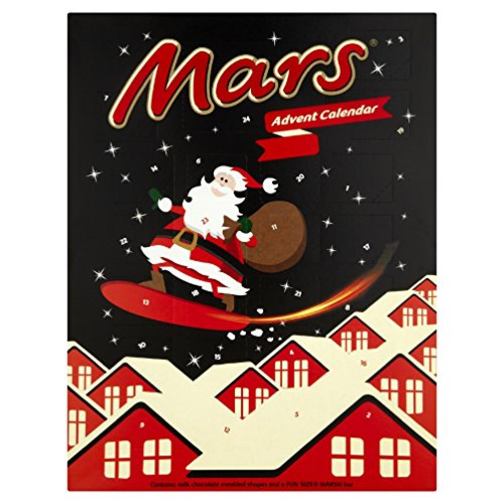 CLEARANCE  Mars Advent Calendar 111 g