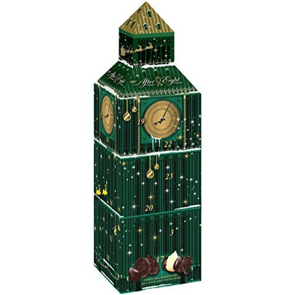 After Eight Big Ben Advent Calendar 185g