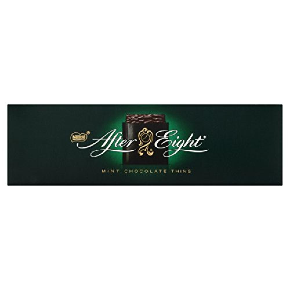 After Eight Dark Chocolates Mints Carton 300 g
