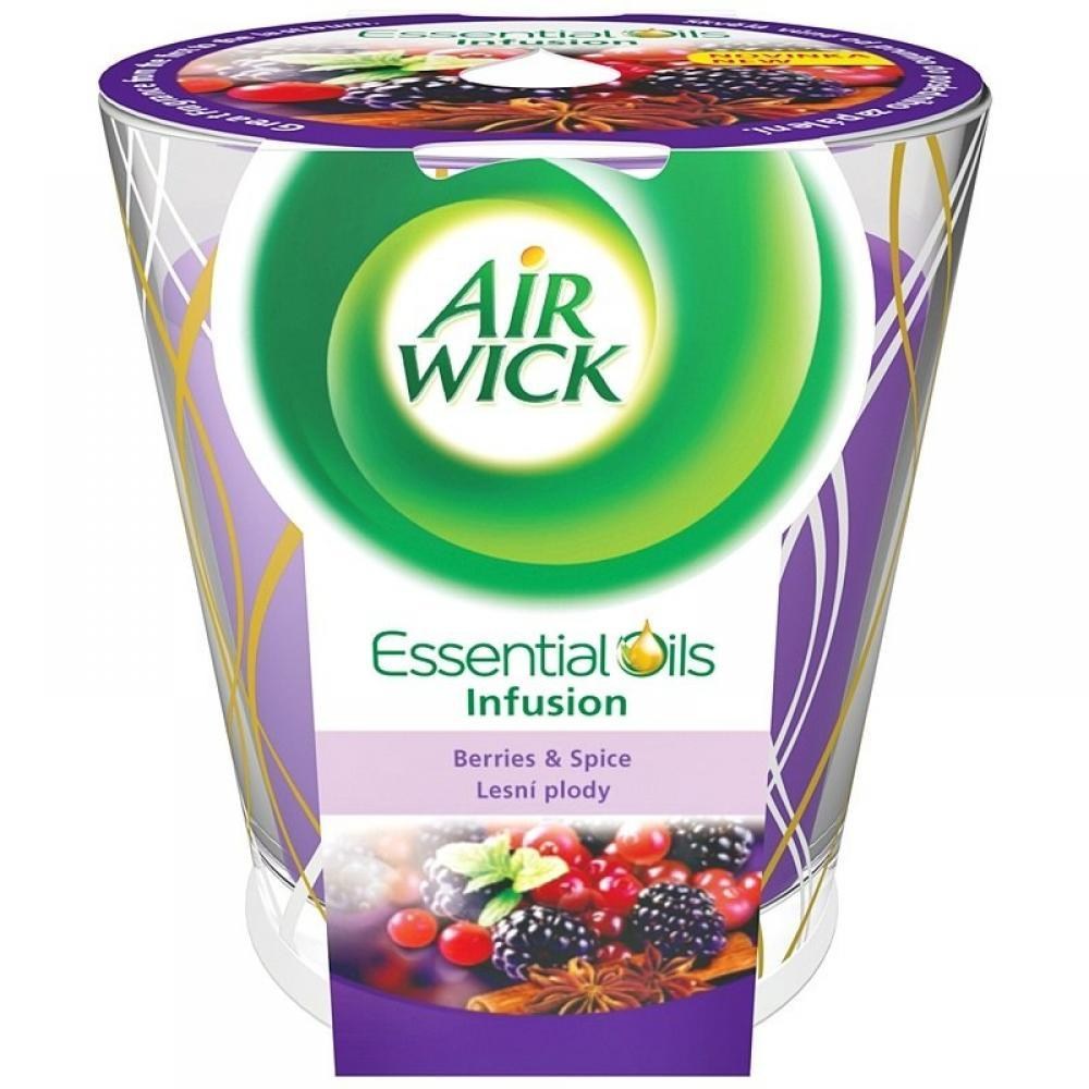 Air Wick Essential Oils Infusion Berries and Spice 105g