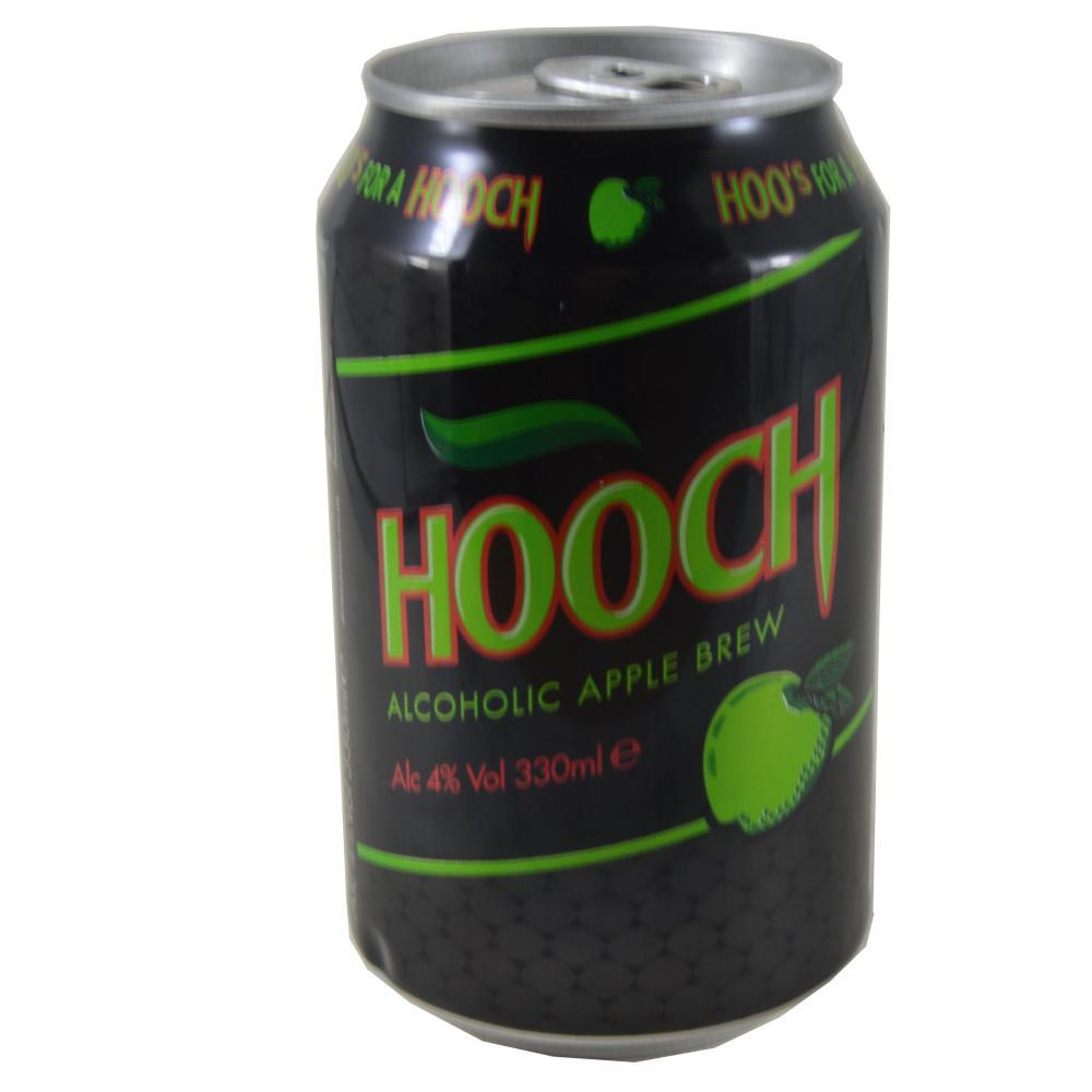 Hooch Alcoholic Apple Brew 330ml