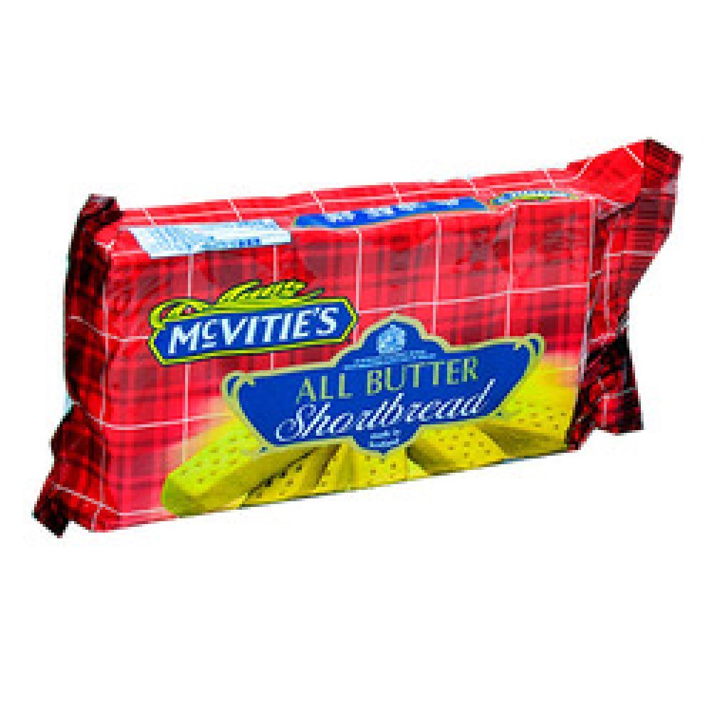 McVities All Butter Shortbread 280g