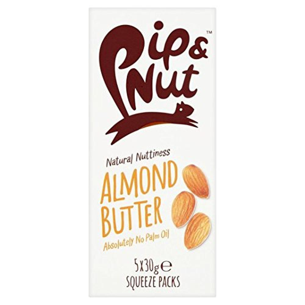 Pip and Nut Almond Butter 5 x 30g