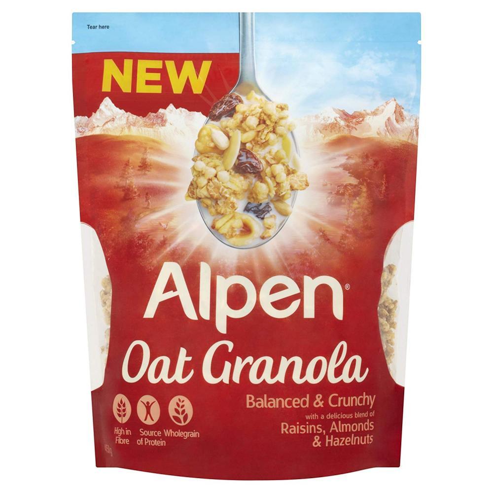 Alpen Original Oat Granola 450g