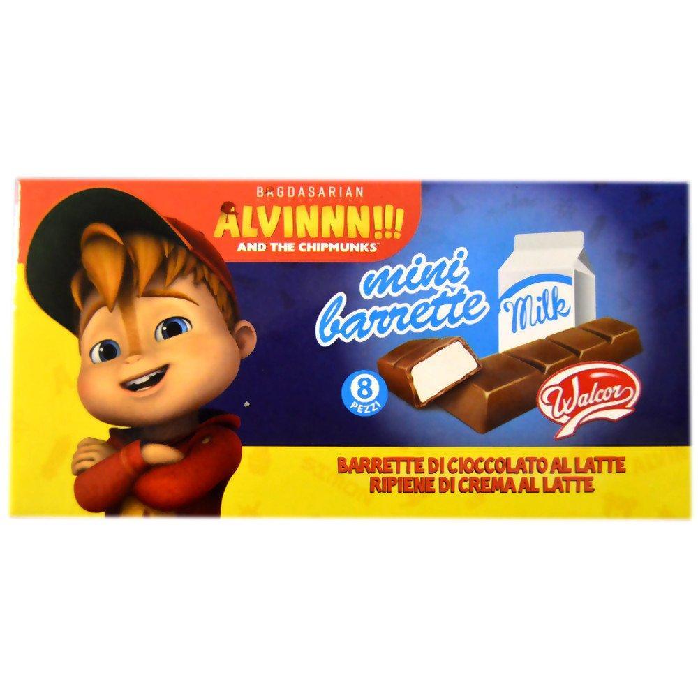 Alvin and the Chipmunks Mini Bar 100g