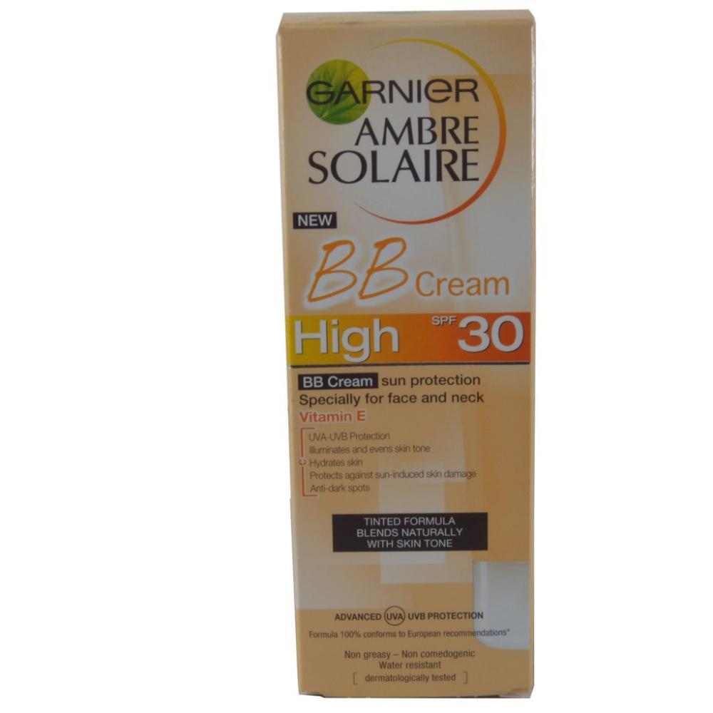 Garnier Ambre Solaire BB Cream High SPF 30 50ml