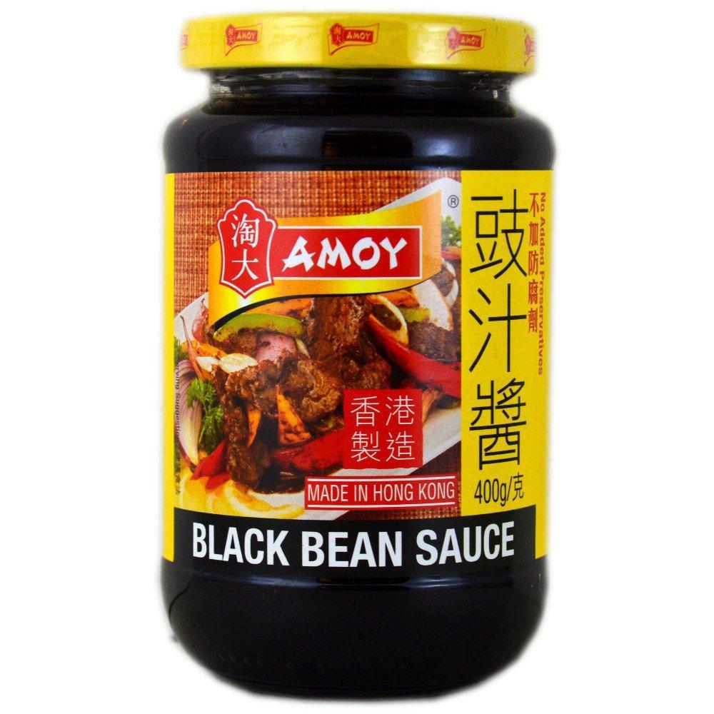 Amoy Black Bean Sauce 400g 400g