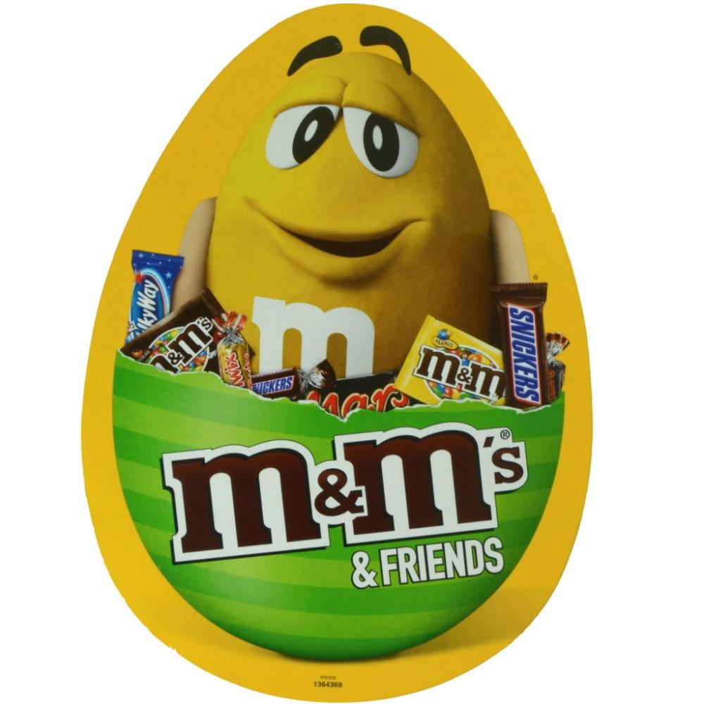 M and Ms and Friends 182g