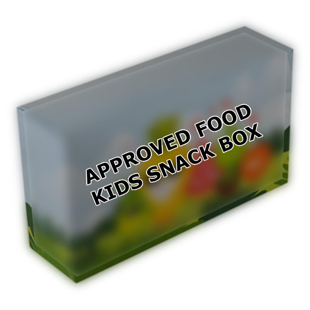 Approved Food Kids Snack Box
