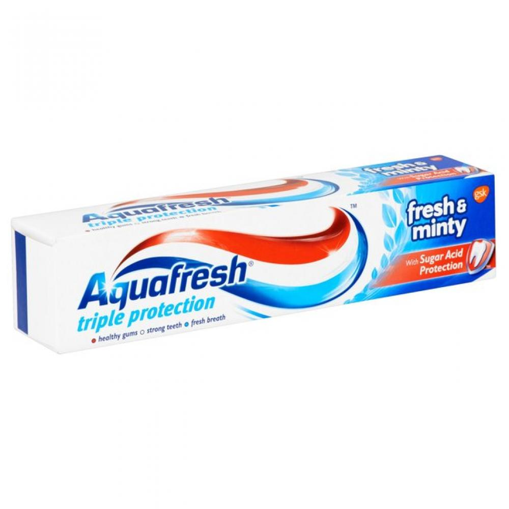 Aquafresh Triple Protection 100ml 100ml 100ml
