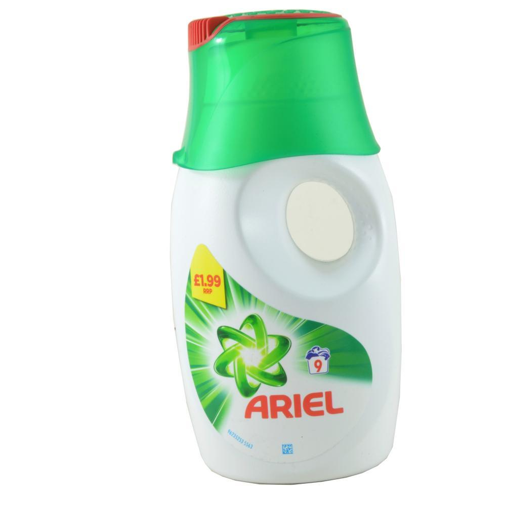 Ariel 9 Washes Regular 450ml