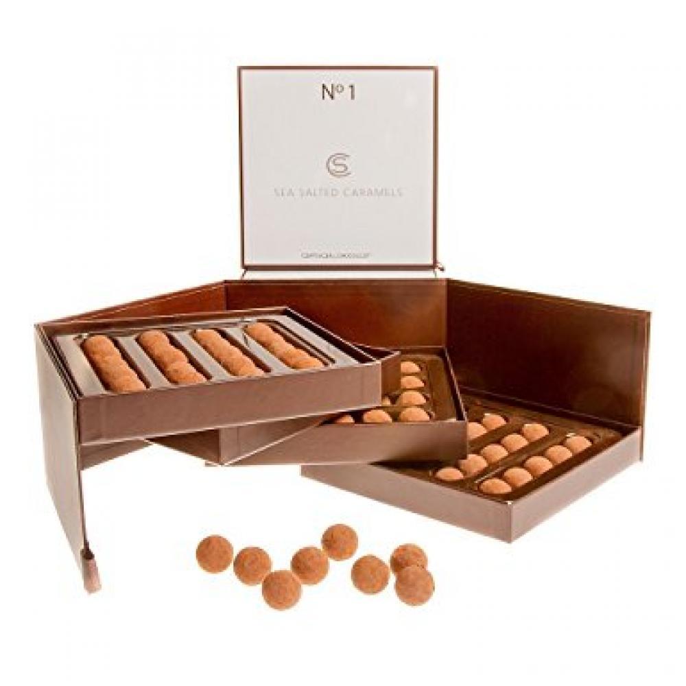 Artisan du Chocolat Number 1 Sea Salted Caramels 415 g