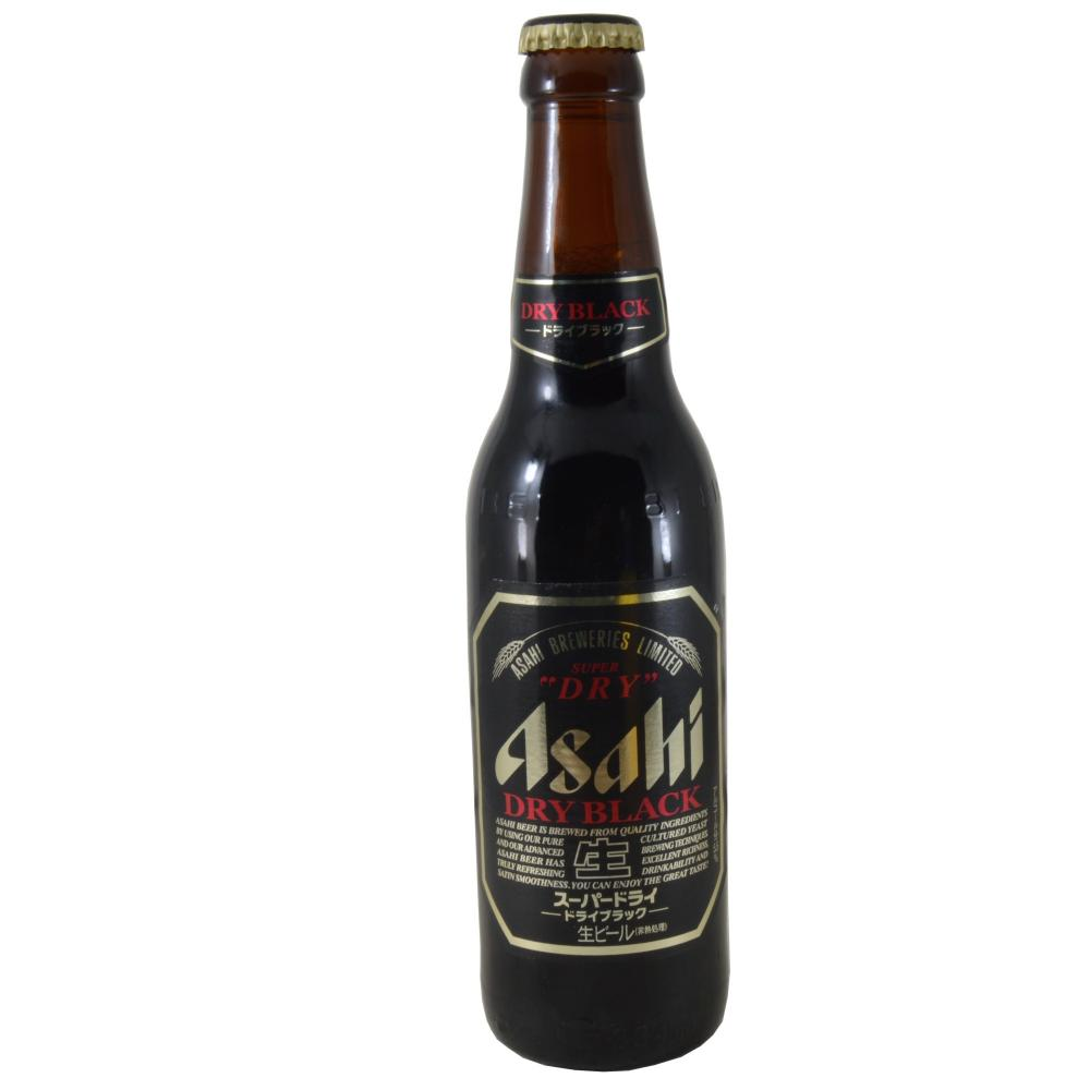 Asahi Breweries Asahi Breweries  Asahi Breweries Asahi Super Dry Black 334ml